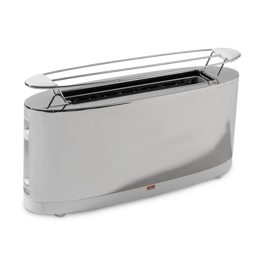 Toaster  Edelstahl Toaster SG68 silber - Alessi