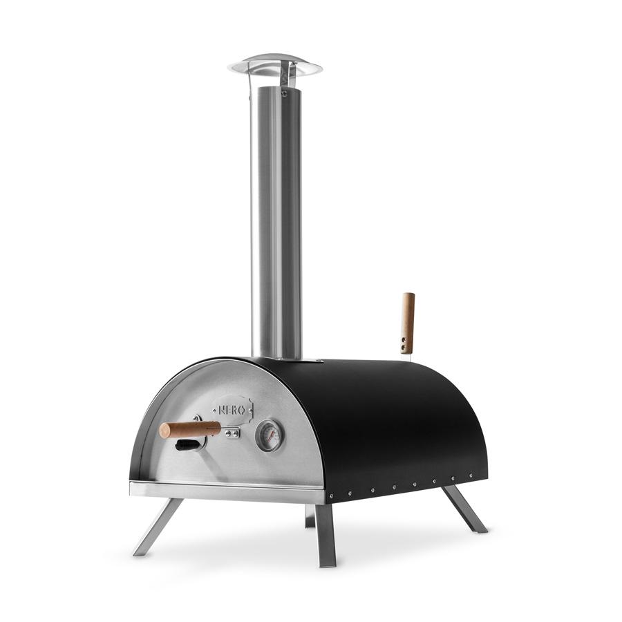 Outdoor Pizzaofen Nero - BURNHARD