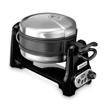 KitchenAid Waffeleisen Artisan onyx-schwarz
