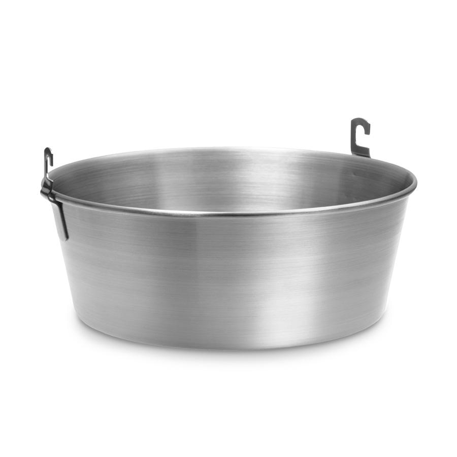 Vasca termica in acciaio inox per Heavy Duty 4,8 l - KitchenAid