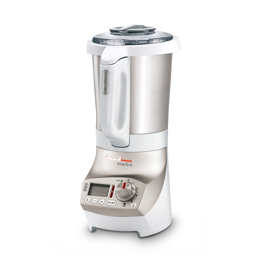 Edelstahl kochmixer soup co 1 8 l moulinex - Moulinex soup and co ...