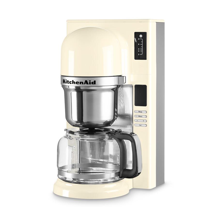 Filterkaffeemaschine KitchenAid creme - KitchenAid