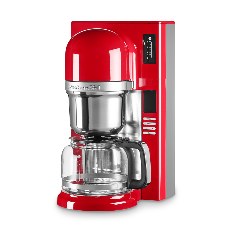filterkaffeemaschine kitchenaid empire rot kitchenaid. Black Bedroom Furniture Sets. Home Design Ideas