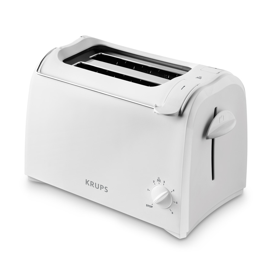 krups toaster kh 1511 control pro aroma white performance 700 watt new ebay. Black Bedroom Furniture Sets. Home Design Ideas