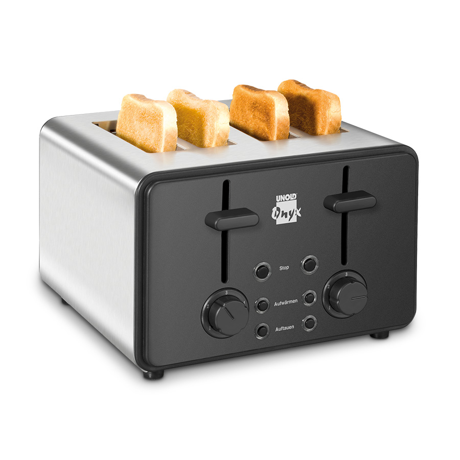 Toaster onyx big 38815 unold for Tostapane bodum
