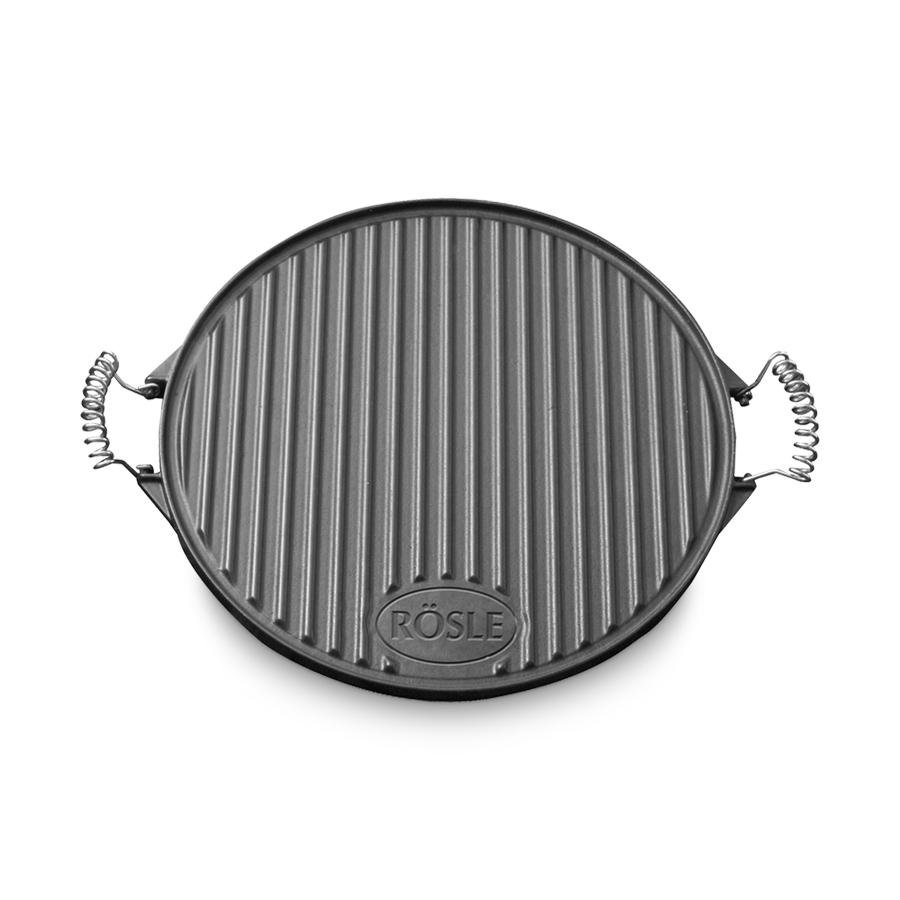 gusseisen grillplatte kratzfest 40 cm r sle. Black Bedroom Furniture Sets. Home Design Ideas