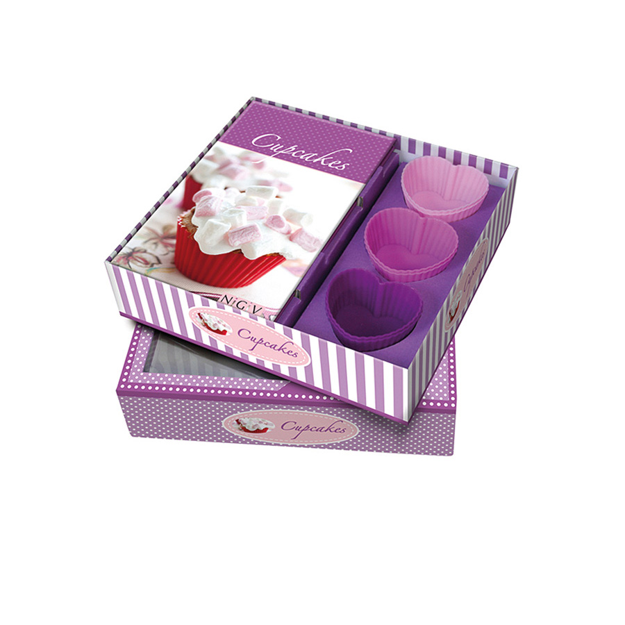 buch box cupcakes naumann und g bel. Black Bedroom Furniture Sets. Home Design Ideas