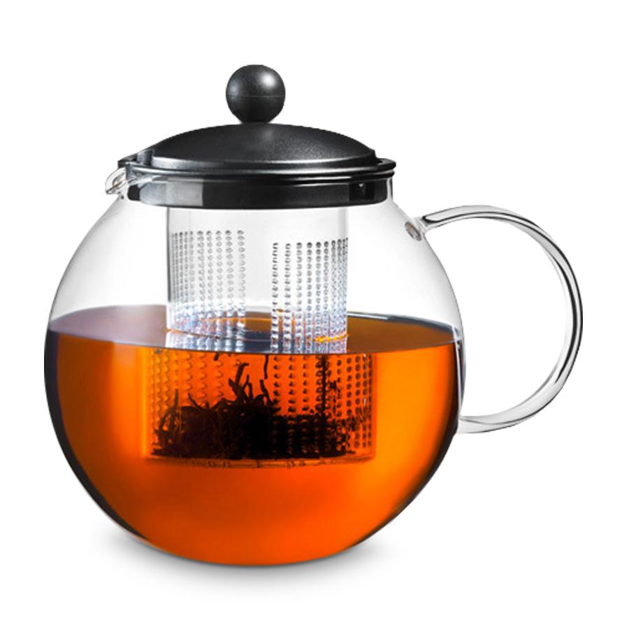 teekanne basic 1 liter mit sieb rastal