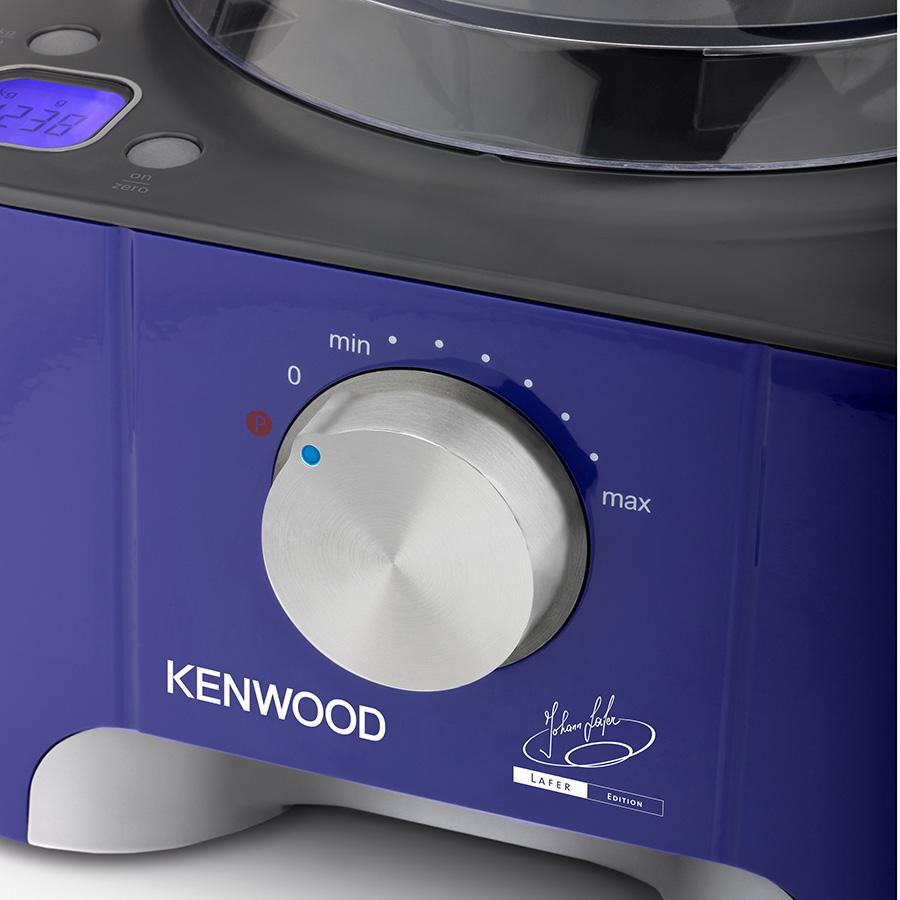 Kenwood robot da cucina fp956 multipro lafer edition con - Robot da cucina kenwood multipro ...