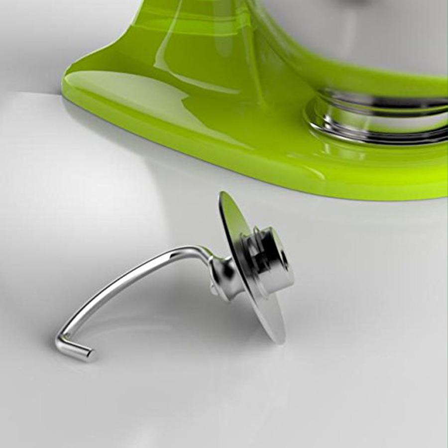 edelstahl knethaken tschimmhook f r kitchenaid. Black Bedroom Furniture Sets. Home Design Ideas