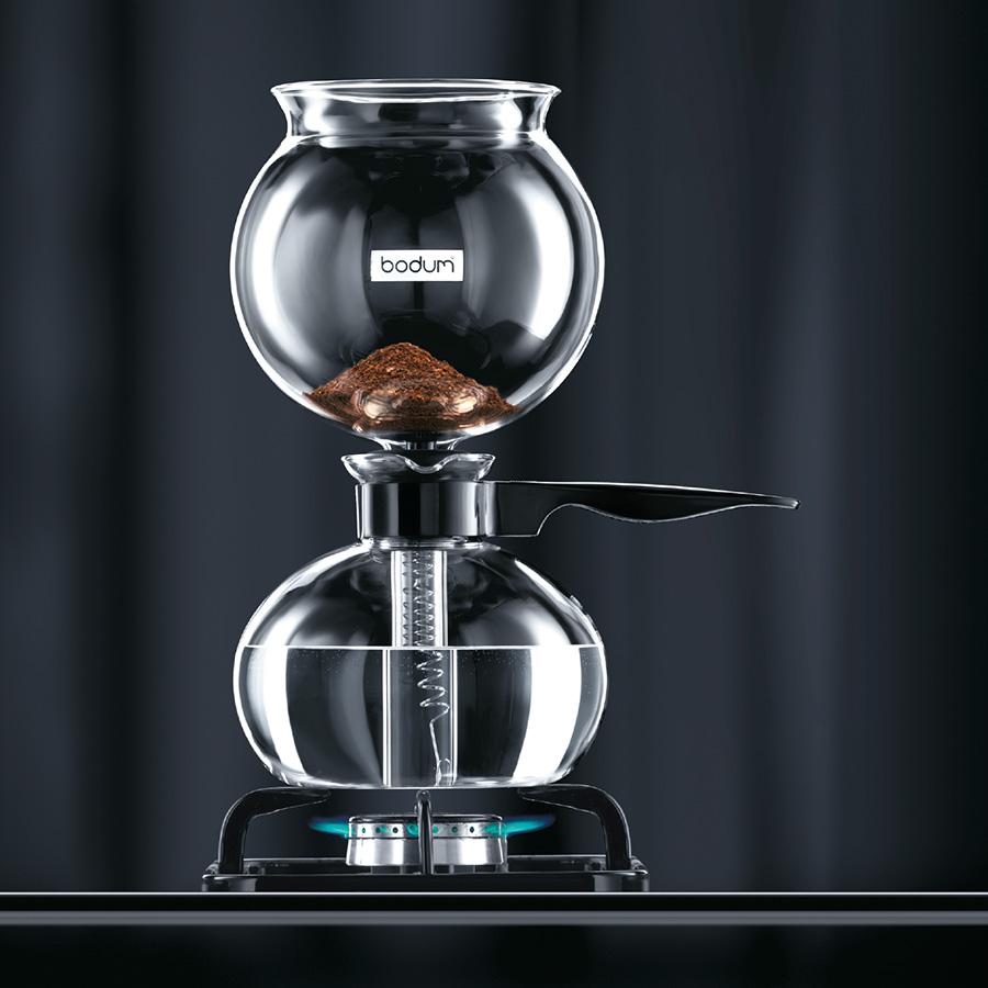vakuum kaffeebereiter pebo 8 tassen 1 liter bodum. Black Bedroom Furniture Sets. Home Design Ideas