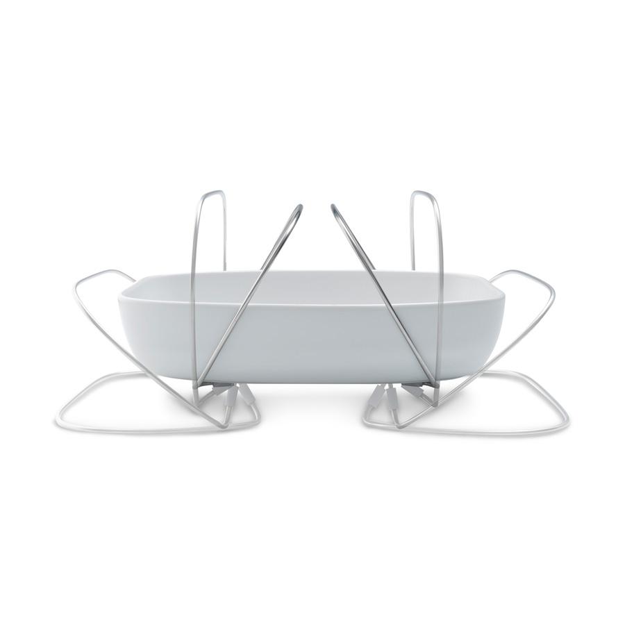 auflaufform mit serviergriff 26 x 20 cm eva solo. Black Bedroom Furniture Sets. Home Design Ideas