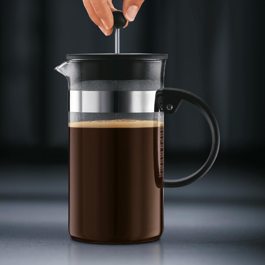 kaffeebereiter bistro nouveau 1 l bodum. Black Bedroom Furniture Sets. Home Design Ideas